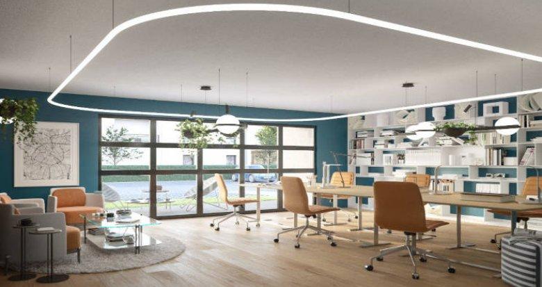 Achat / Vente programme immobilier neuf Publier à 10 min à pied du lac Léman (74500) - Réf. 5920