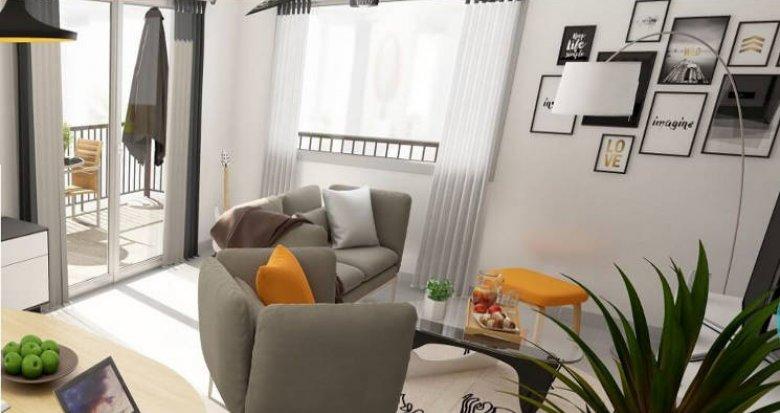 Achat / Vente programme immobilier neuf Publier proche Lac Léman (74500) - Réf. 4784