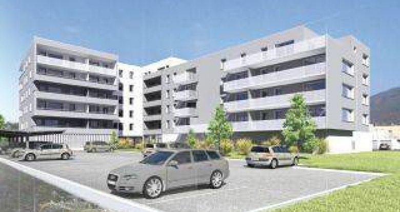 Achat / Vente programme immobilier neuf Ravoire proche Chambéry (73490) - Réf. 1682