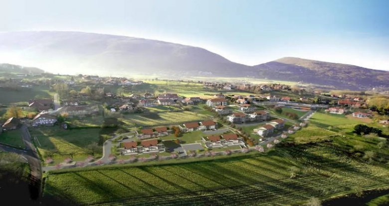 Achat / Vente programme immobilier neuf Reignier-Esery au pied du Club de Golf (74930) - Réf. 4658