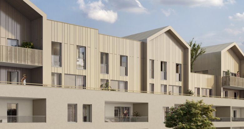 Achat / Vente programme immobilier neuf Rumilly proche école maternelle (74150) - Réf. 2132