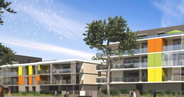 Achat / Vente programme immobilier neuf Saint-Genis-Pouilly au pied du bus (01630) - Réf. 4929
