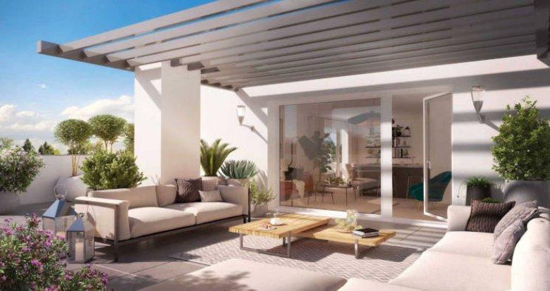 Achat / Vente programme immobilier neuf Saint-Genis-Pouilly proche centre-ville (01630) - Réf. 3725
