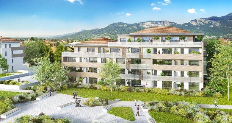 Achat / Vente programme immobilier neuf Saint-Pierre-en-Faucigny proche gare SNCF (74800) - Réf. 3655