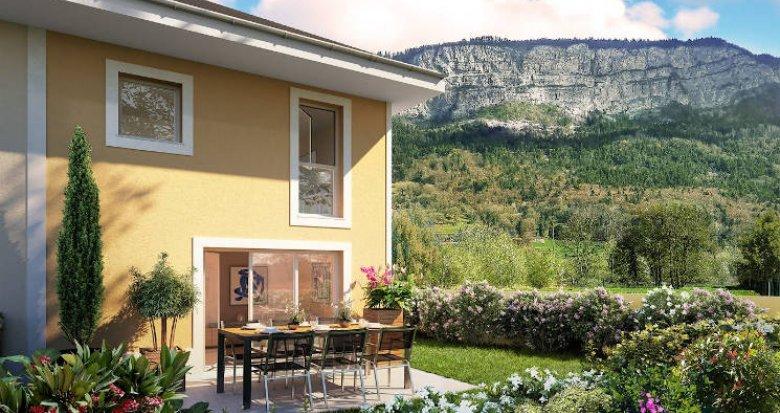 Achat / Vente programme immobilier neuf Saint-Pierre-en-Faucigny secteur de Toisinges (74800) - Réf. 4092