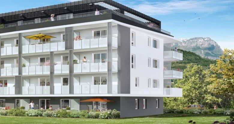 Achat / Vente programme immobilier neuf Sallanches proche centre-ville (74700) - Réf. 3711