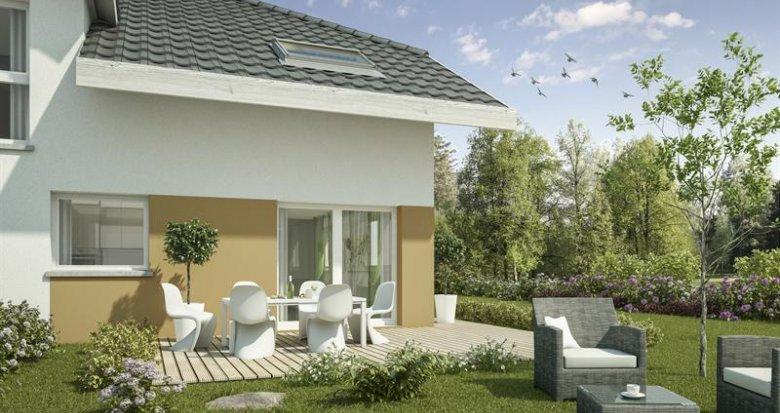 Achat / Vente programme immobilier neuf Sonnaz Nord (73000) - Réf. 170