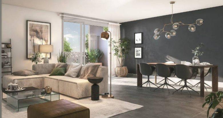 Achat / Vente programme immobilier neuf Thyez au coeur d'un quartier résidentiel (74300) - Réf. 4503