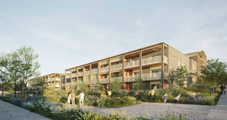 Achat / Vente programme immobilier neuf Trévoux Ecoquartier des Orfèvres (01600) - Réf. 5988