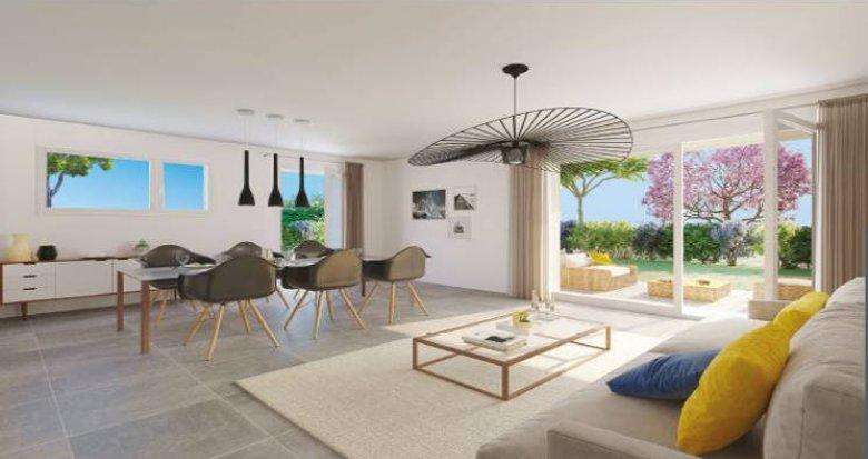 Achat / Vente programme immobilier neuf Valleiry proche centre-ville (74520) - Réf. 3523